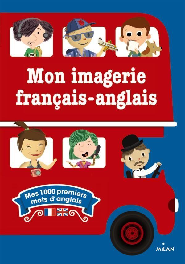 «Mon imagerie français-anglais» cover