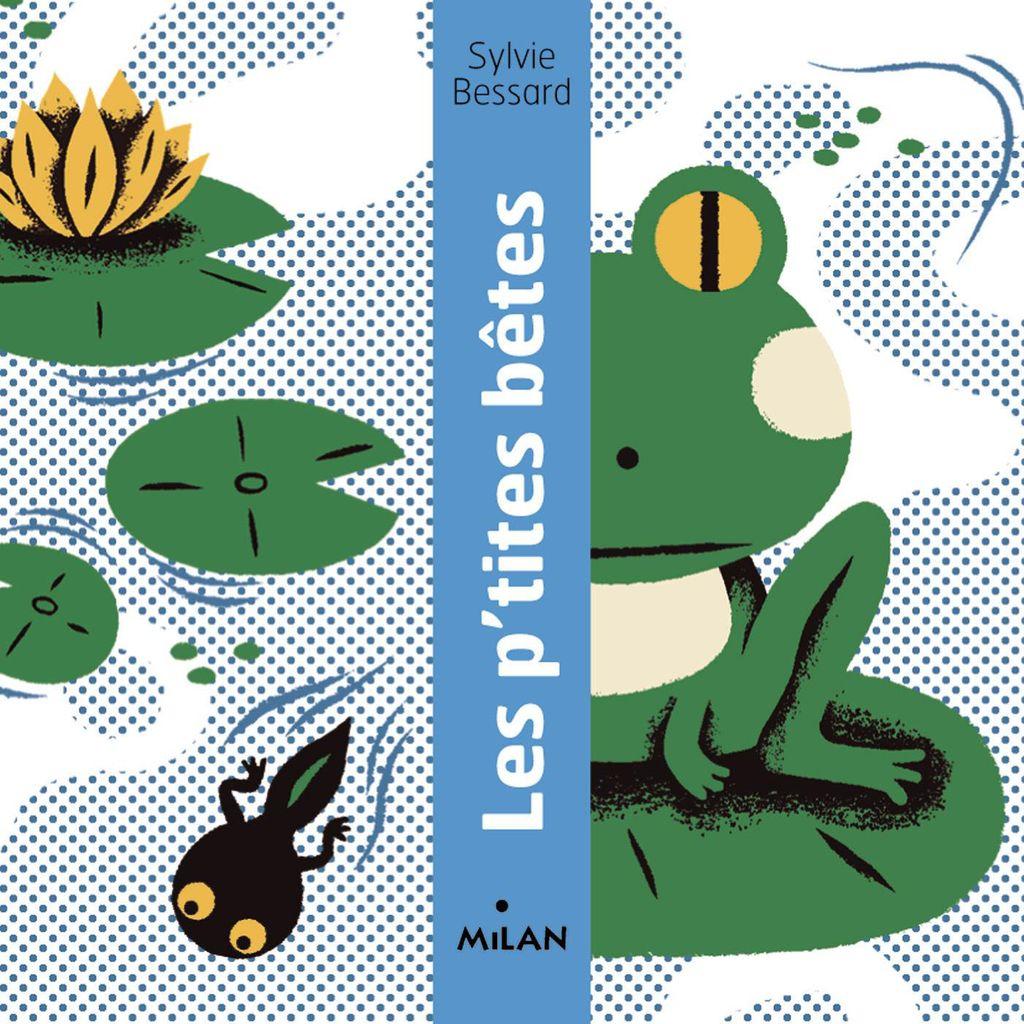 «Les p'tites bêtes» cover