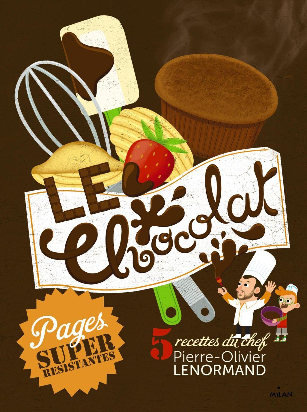 «Le chocolat» cover