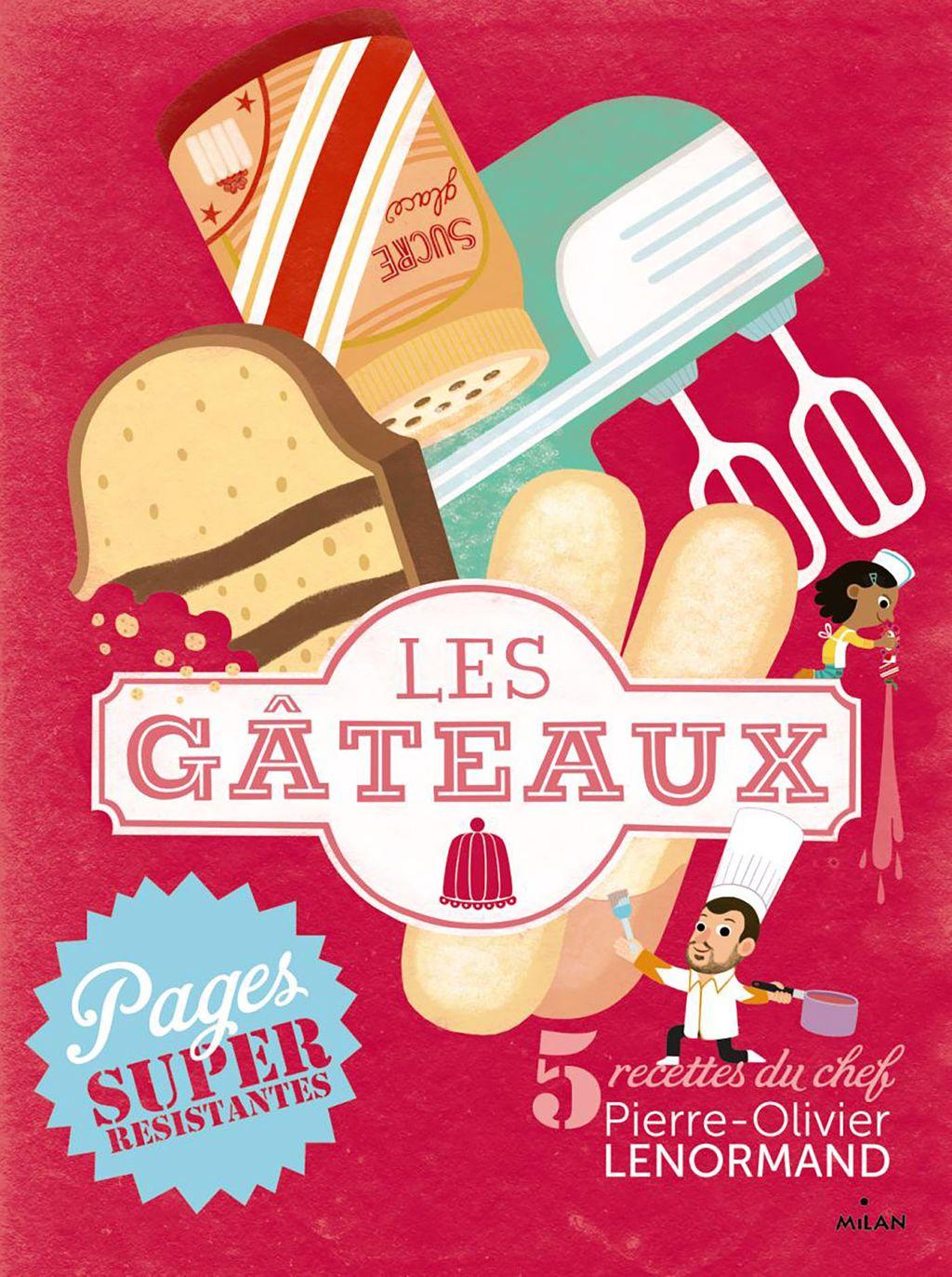 «Les gâteaux» cover