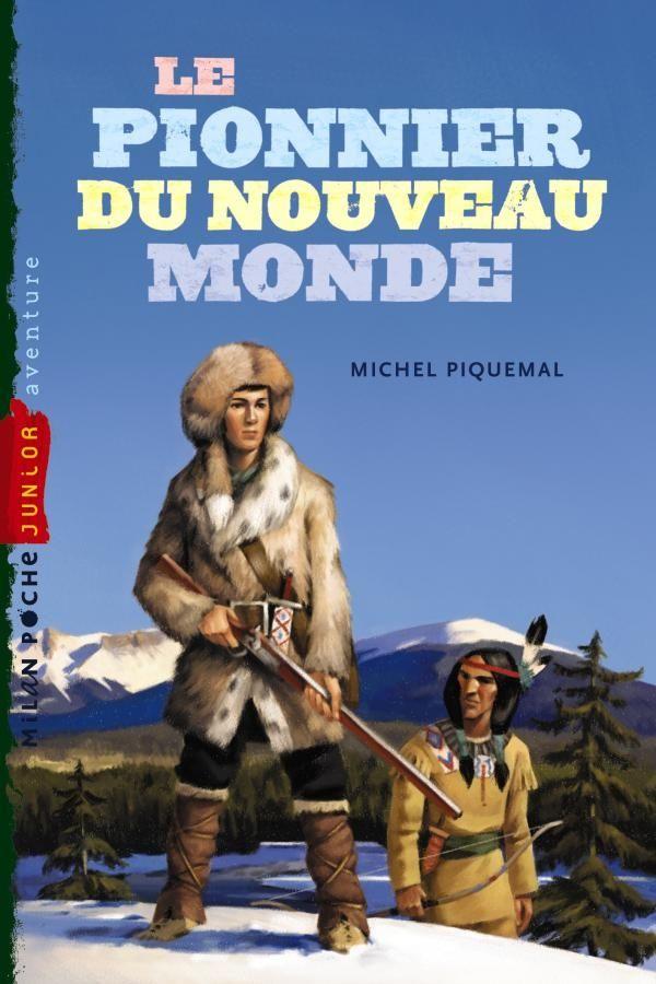 «Le pionnier du nouveau monde» cover