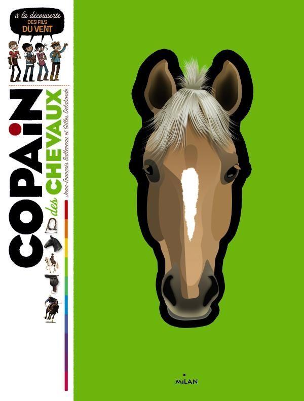 Couverture de «Copain des chevaux»