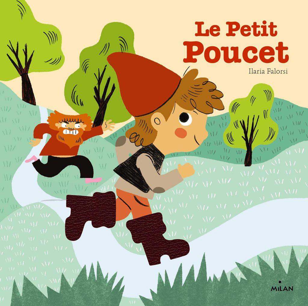 «Le Petit Poucet» cover