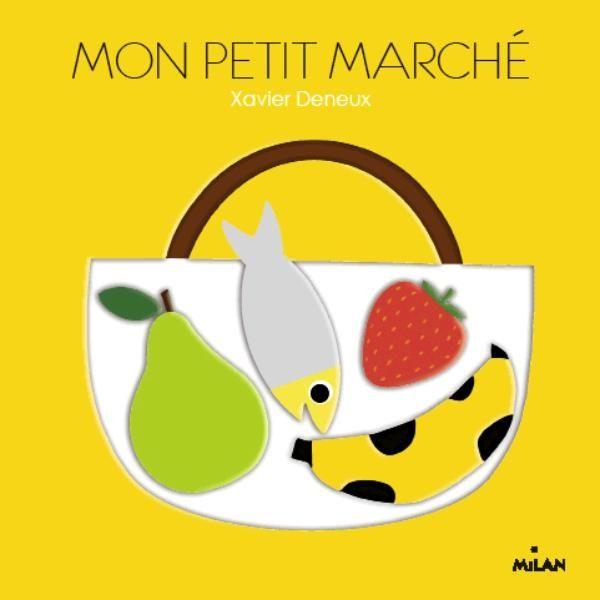 «Mon petit marché» cover