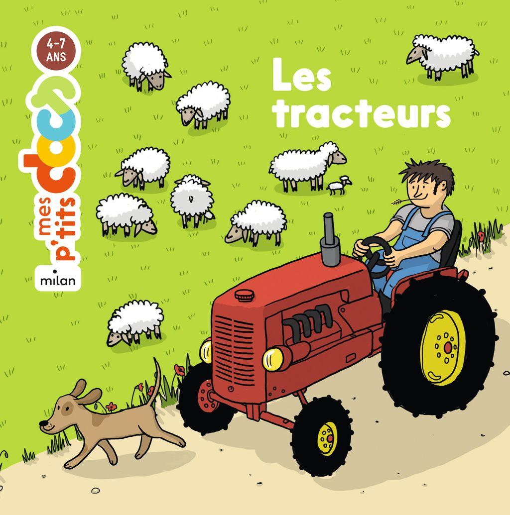 «Les tracteurs» cover