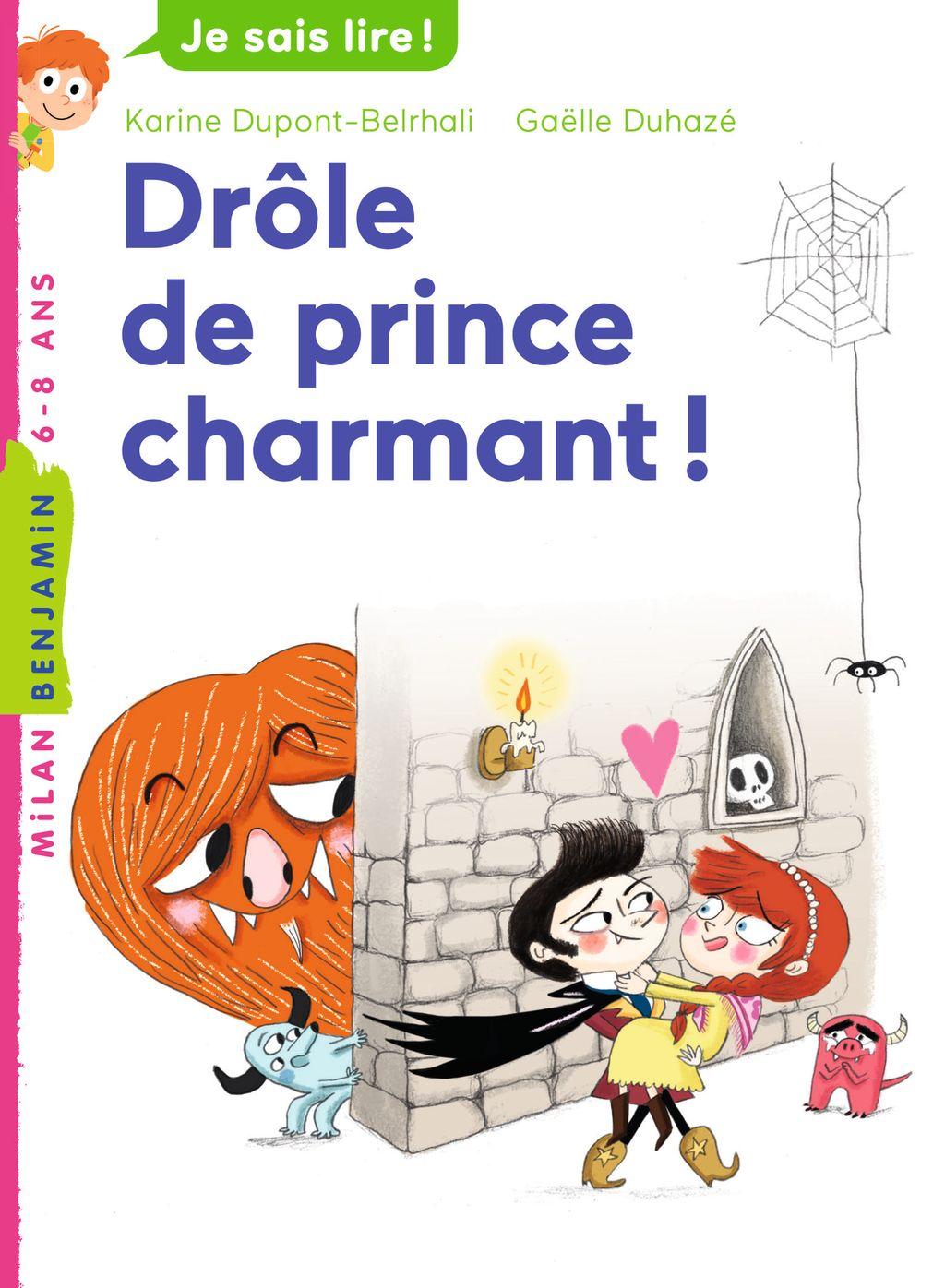 «Drôle de prince charmant !» cover