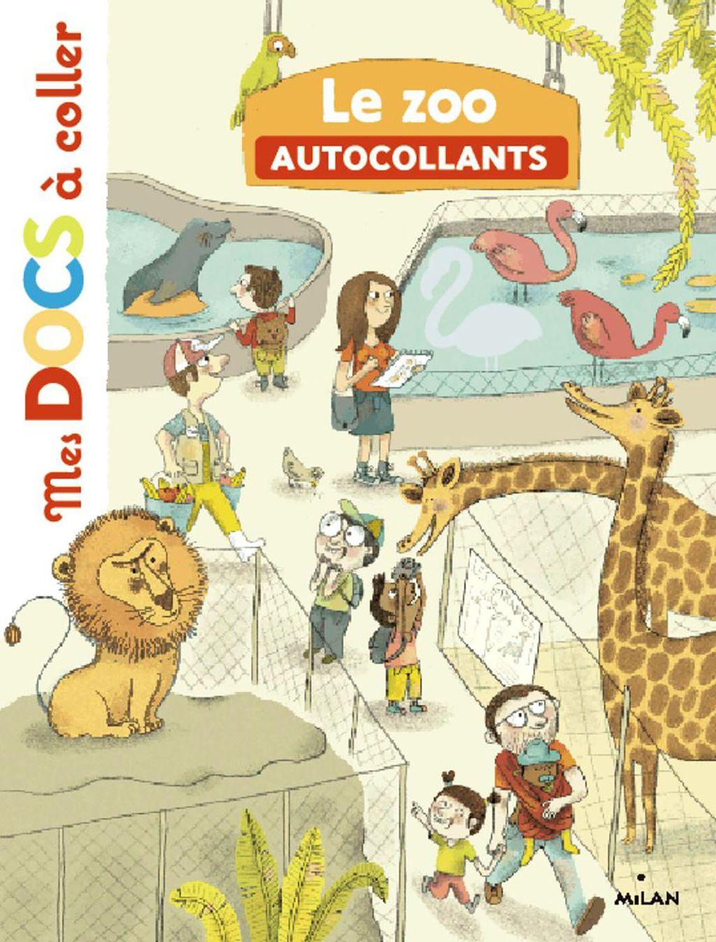 «Le zoo» cover