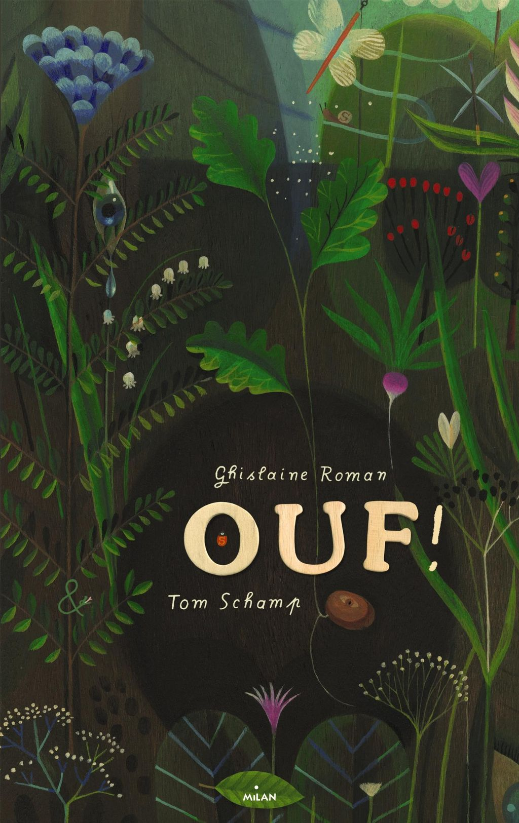 « Ouf ! » cover