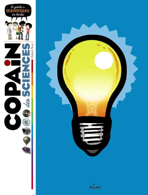 « Copain des sciences » cover