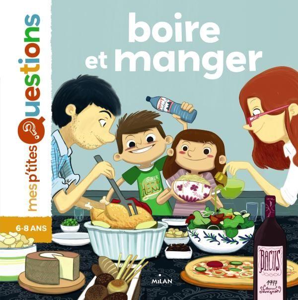 «Boire et manger» cover
