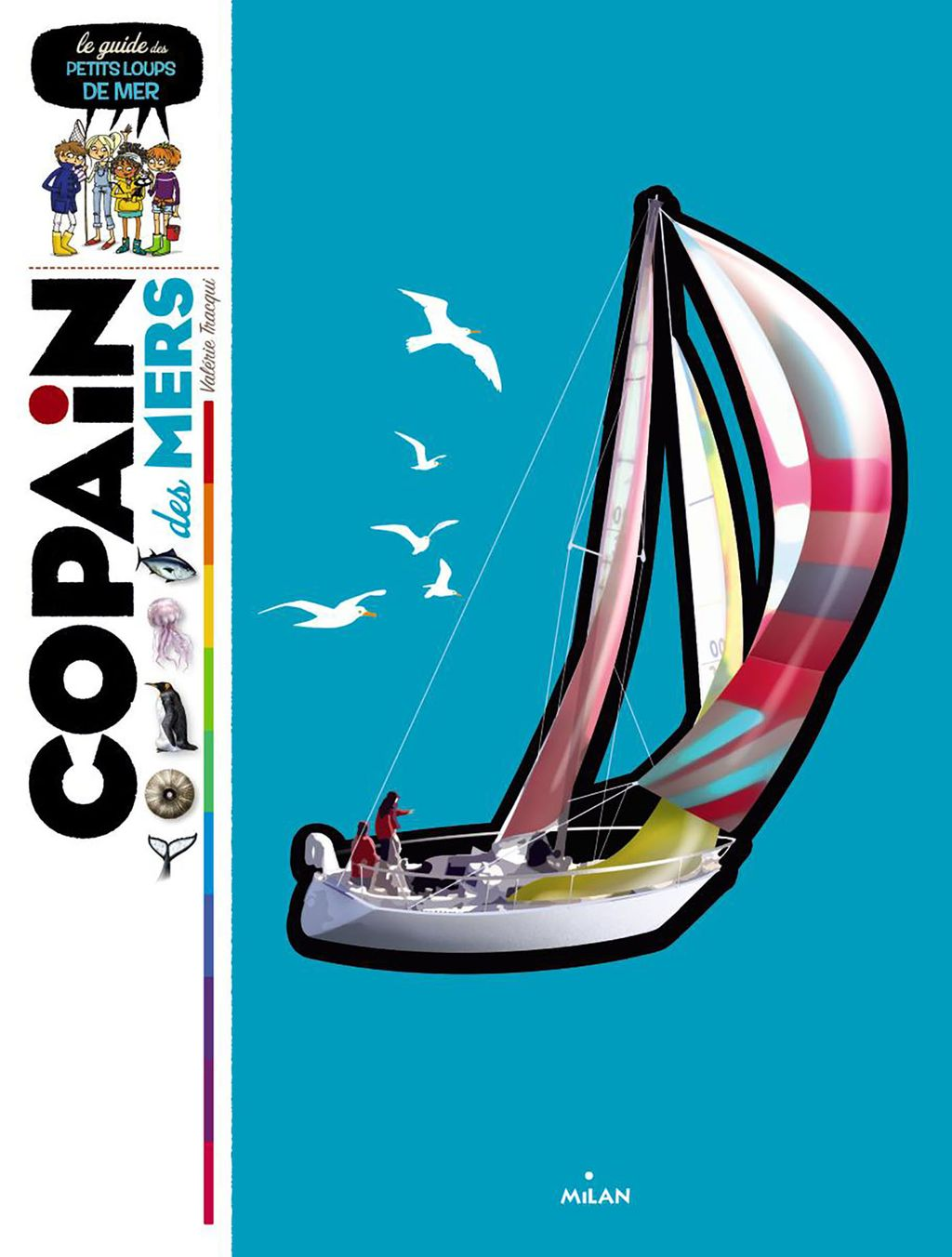 «Copain des mers» cover