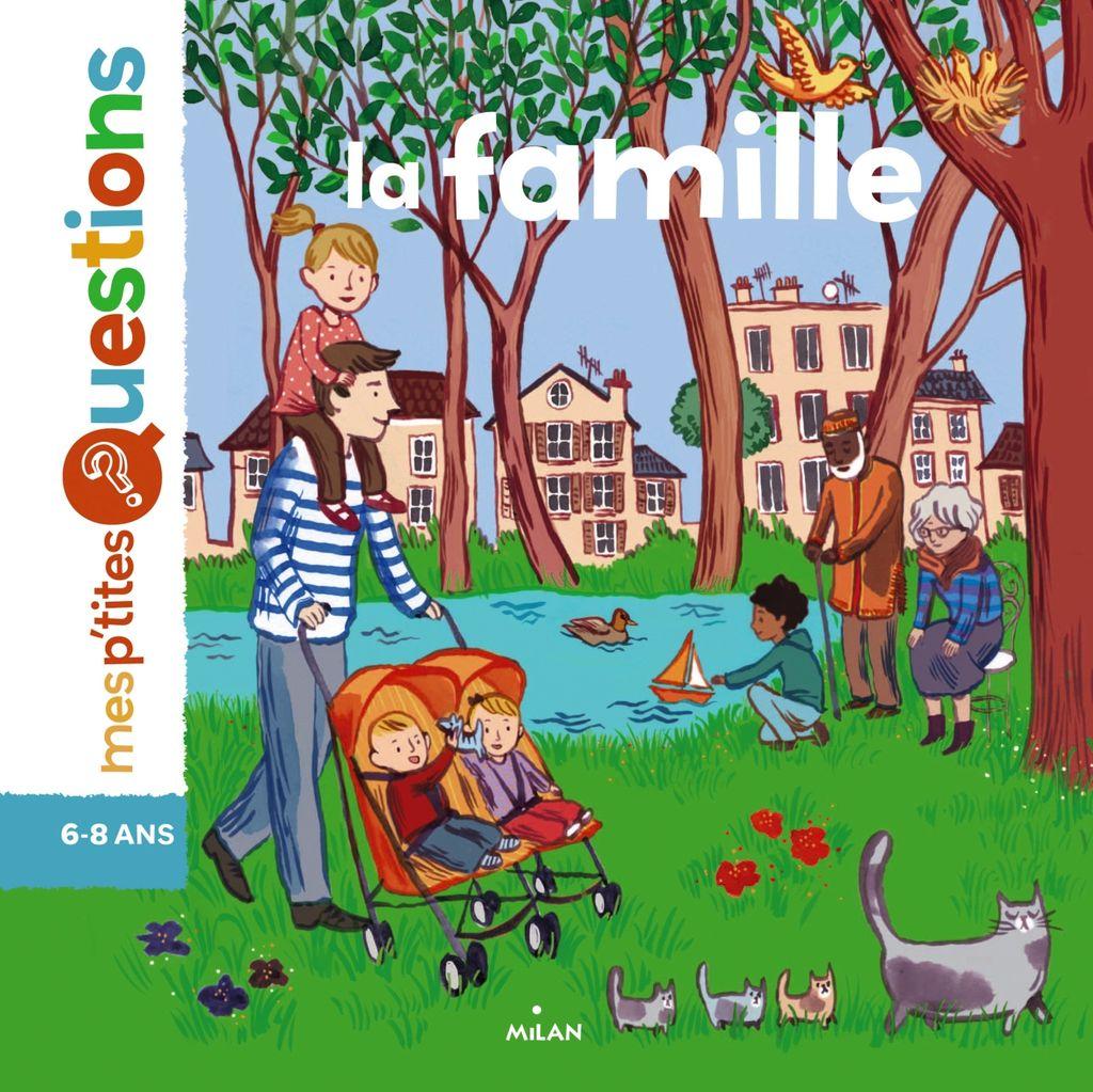 «La famille» cover