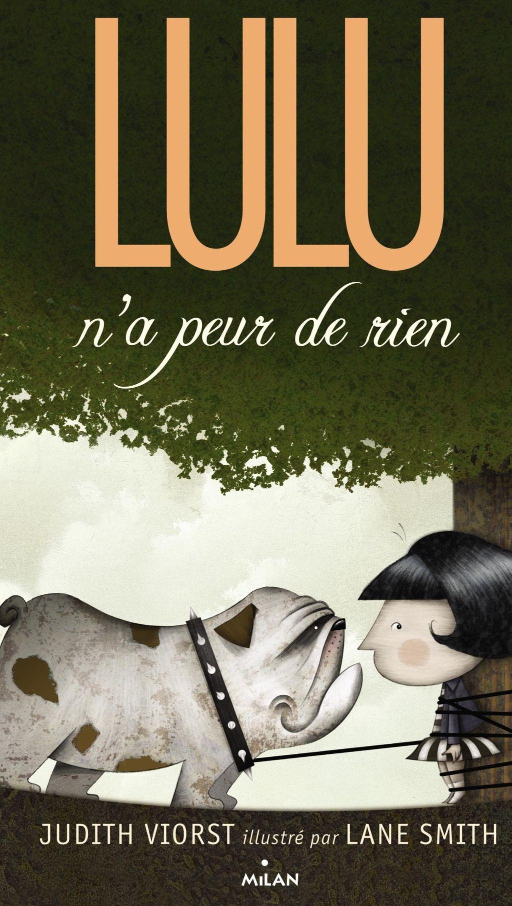 Couverture de «Lulu n'a peur de rien»