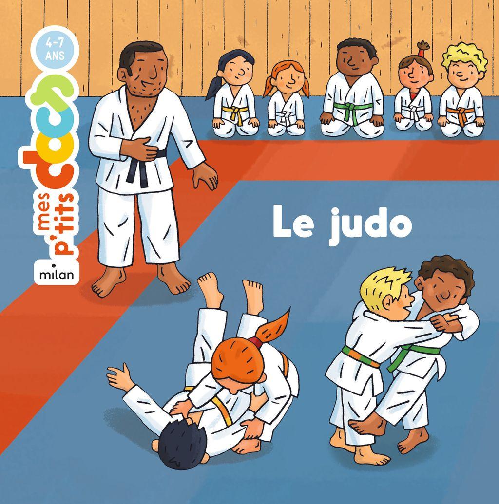 Couverture de «Le judo»