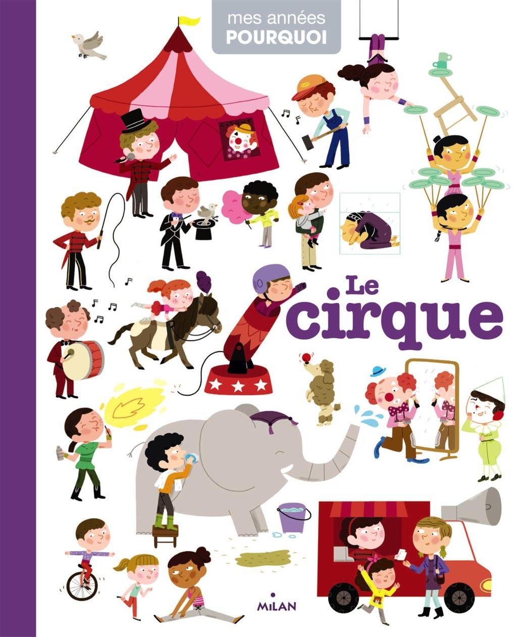 «Le cirque» cover