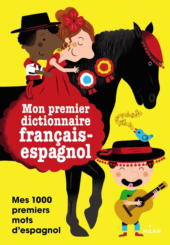 «Mon imagerie français-espagnol» cover