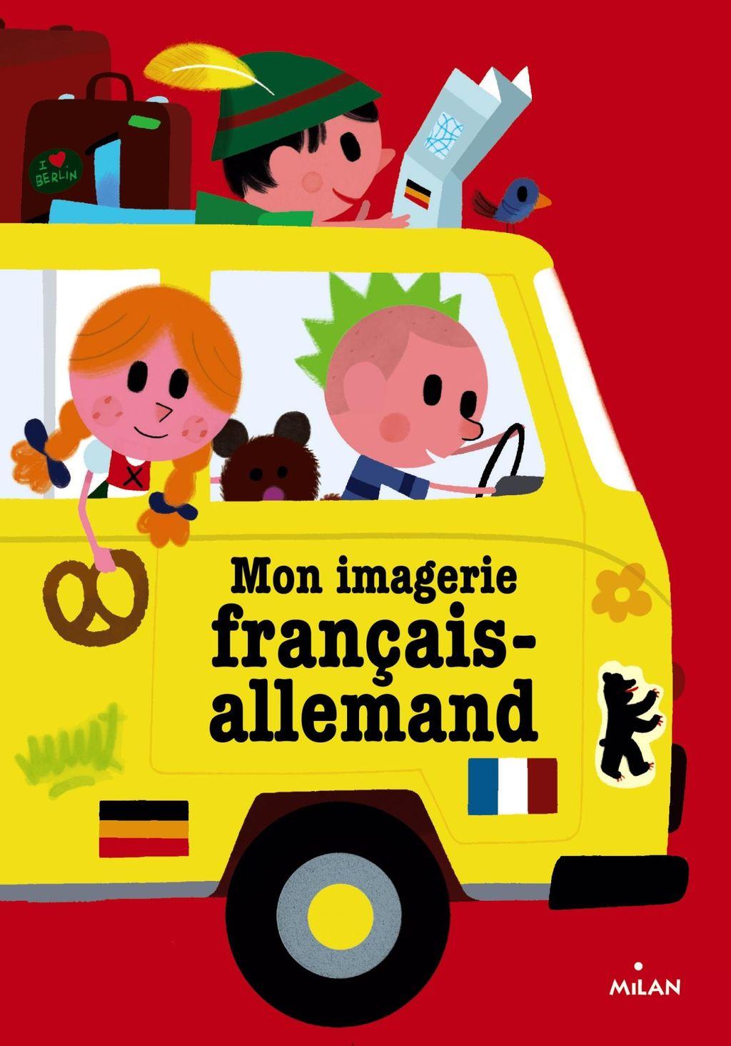 «Mon imagerie français-allemand» cover
