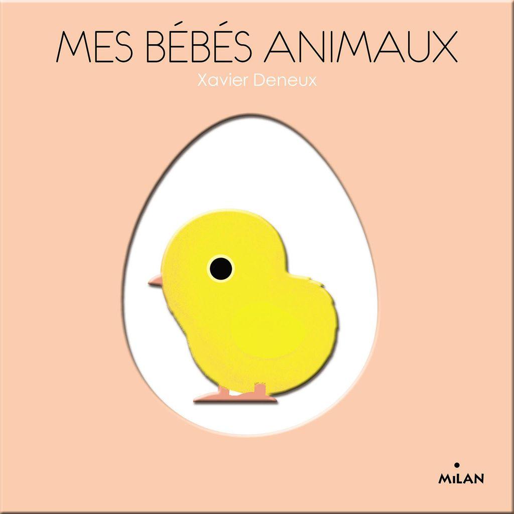 «Mes bébés animaux» cover