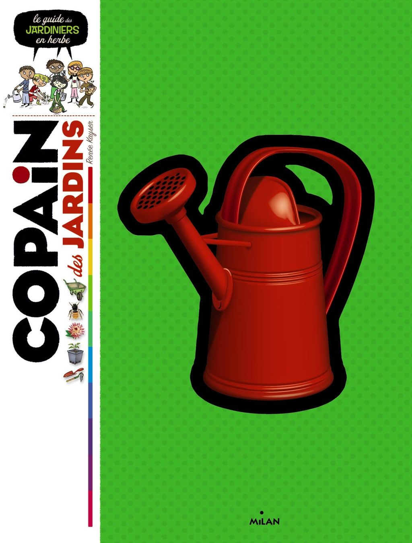 «Copain des jardins» cover