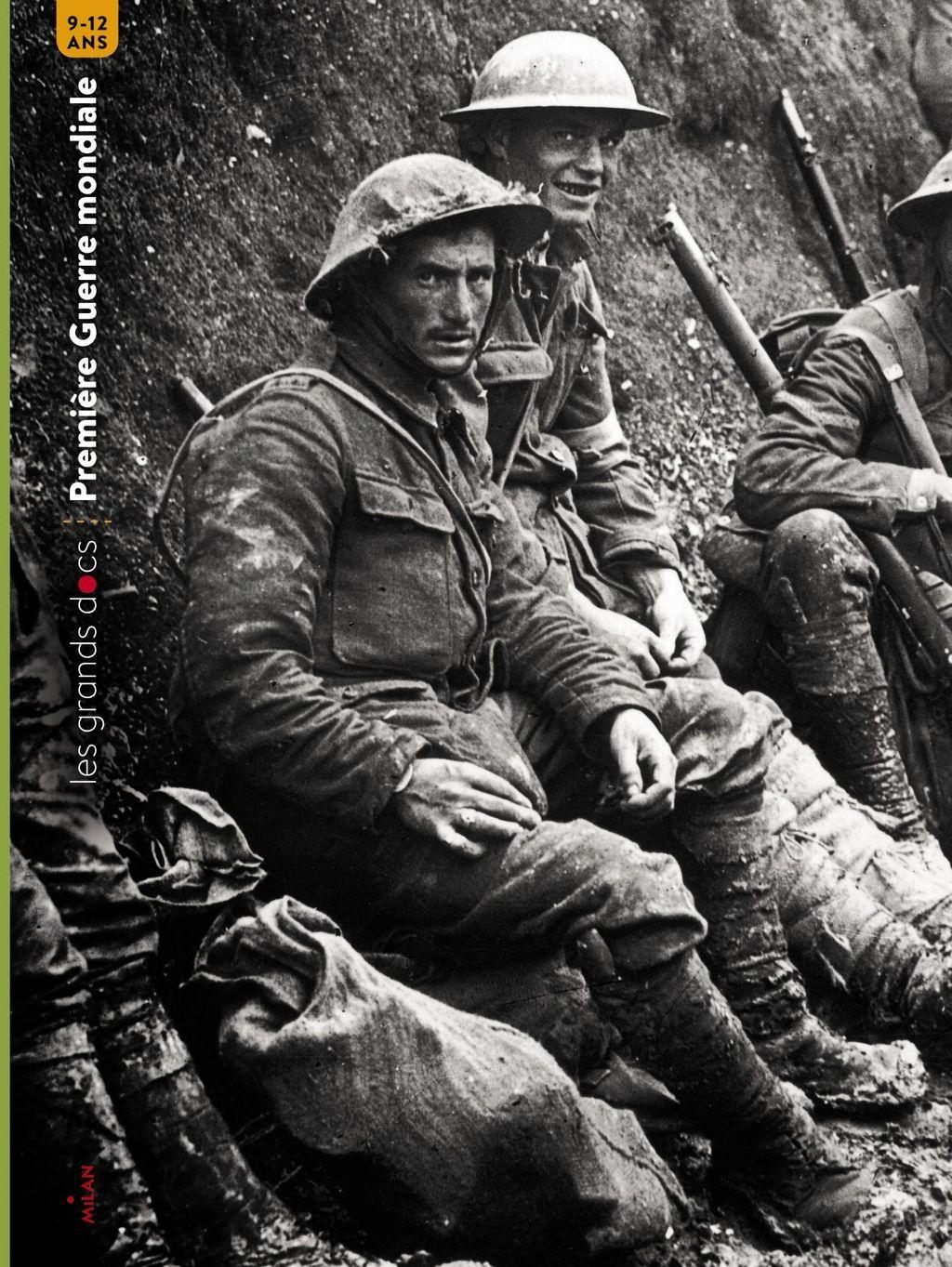 «La première guerre mondiale» cover