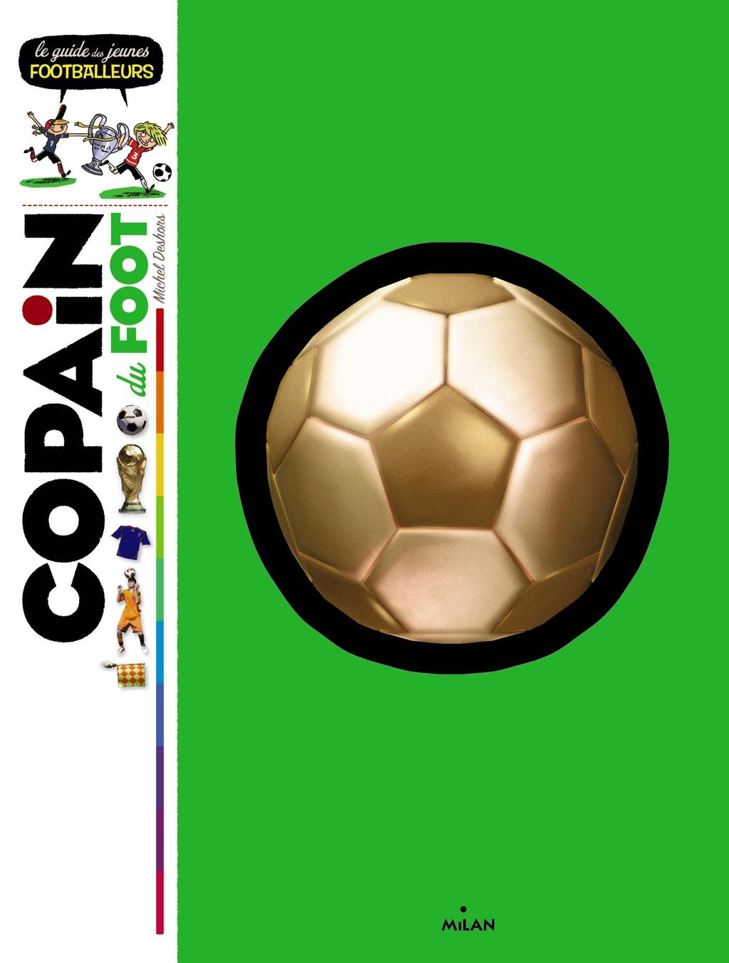 «Copain du foot» cover