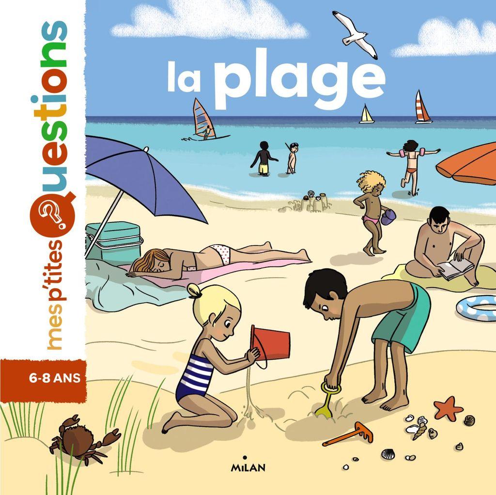 «La plage» cover