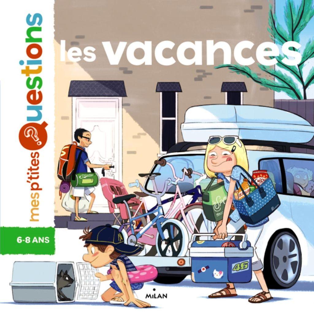 «Les vacances» cover