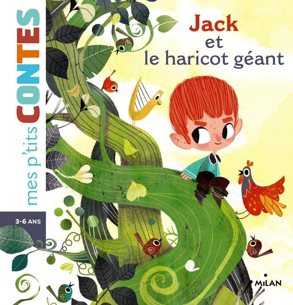 «Jack et le haricot géant» cover