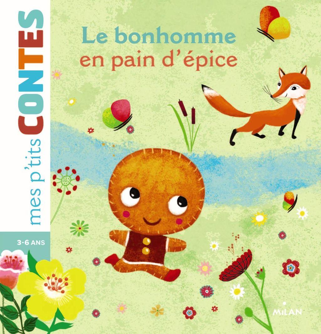 «Le bonhomme en pain d'épices» cover