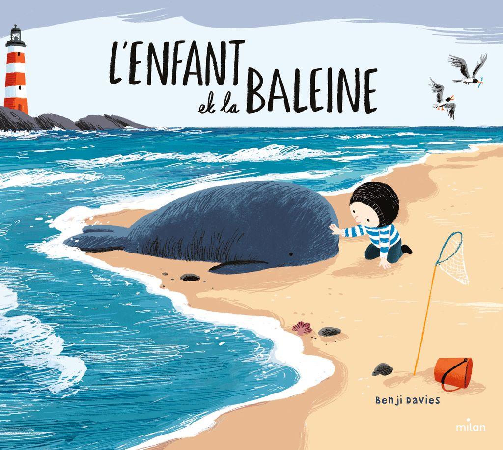 Couverture de «L'enfant et la baleine»