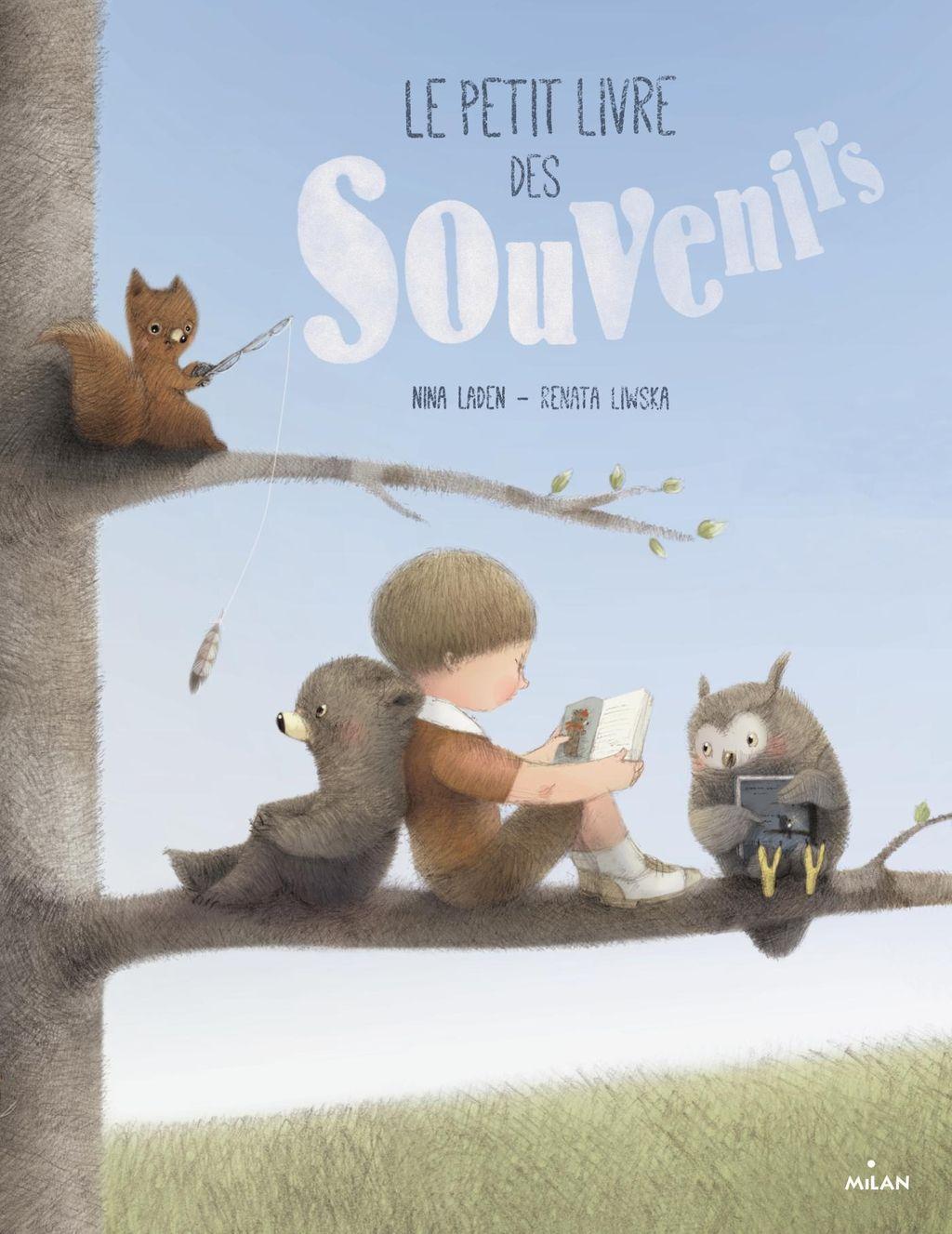 Couverture de «Le petit livre des souvenirs»