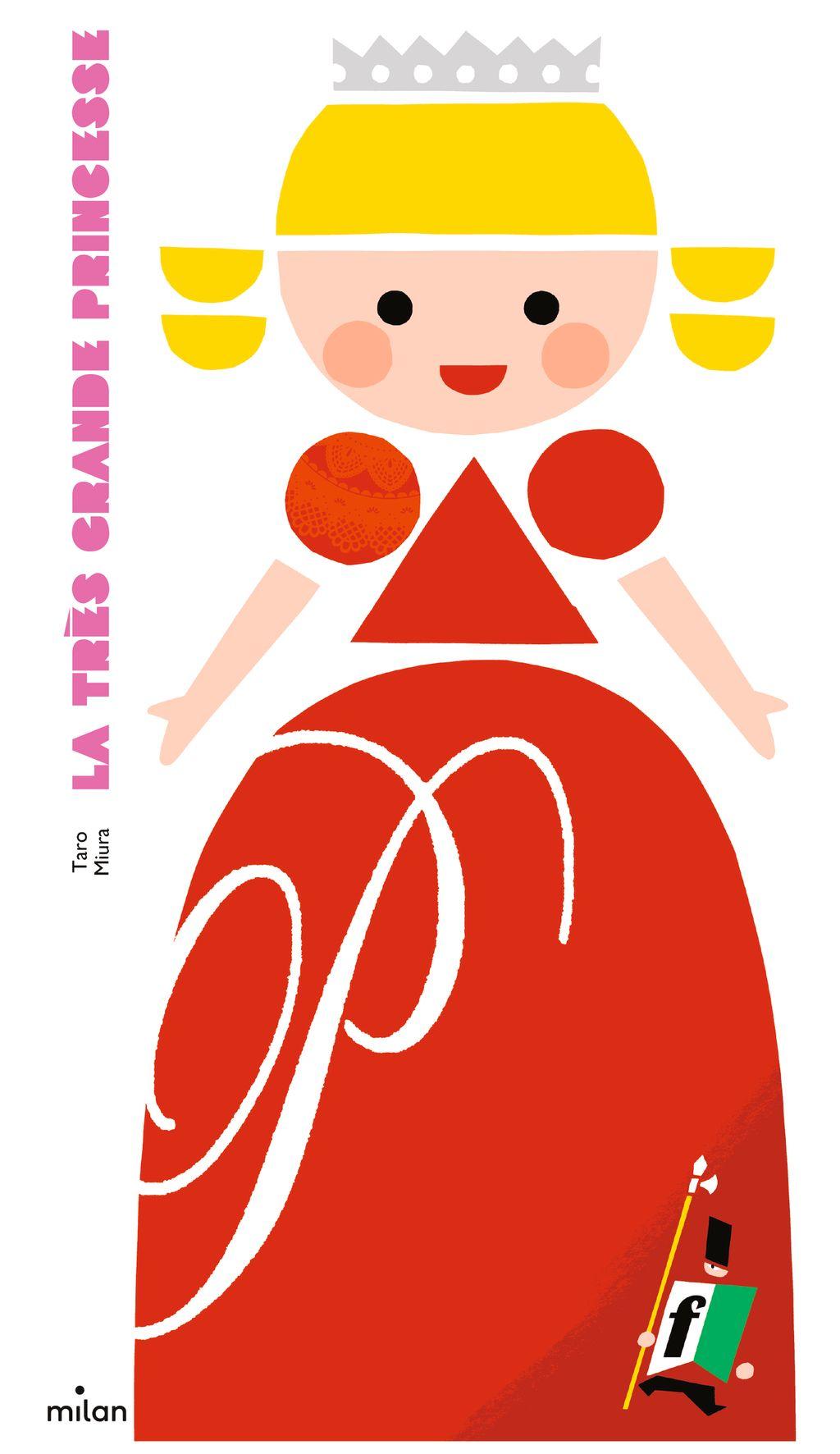 Couverture de «La très grande princesse»