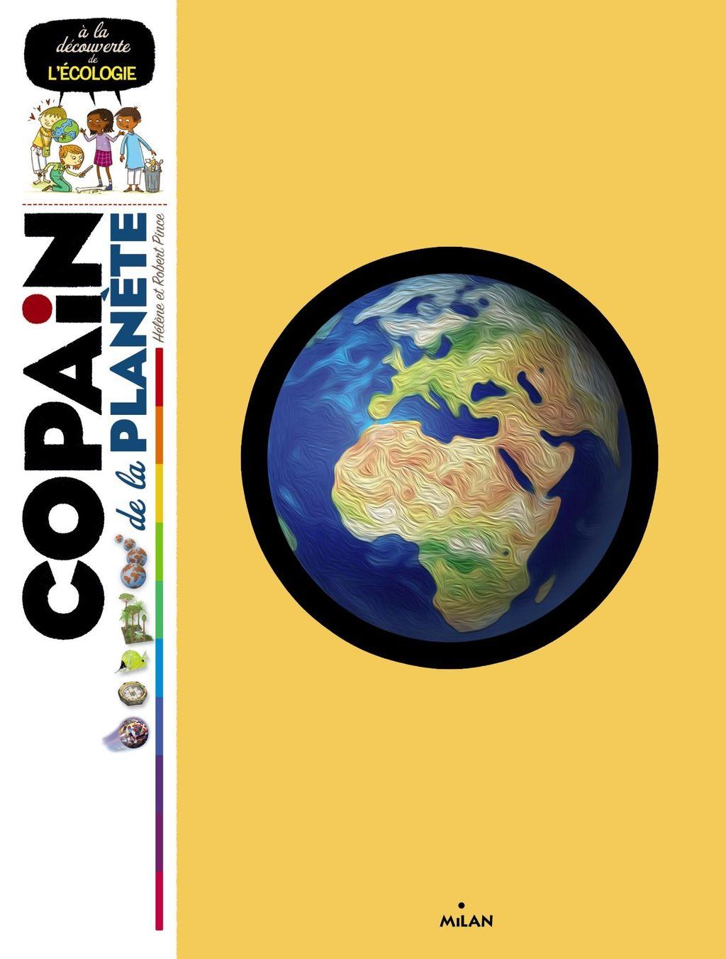 Couverture de «Copain de la planète»