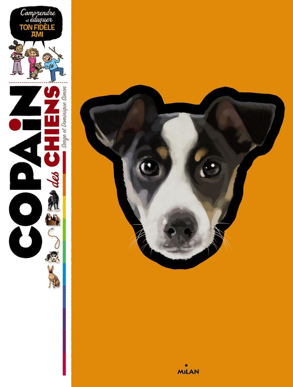 «Copain des chiens NE» cover