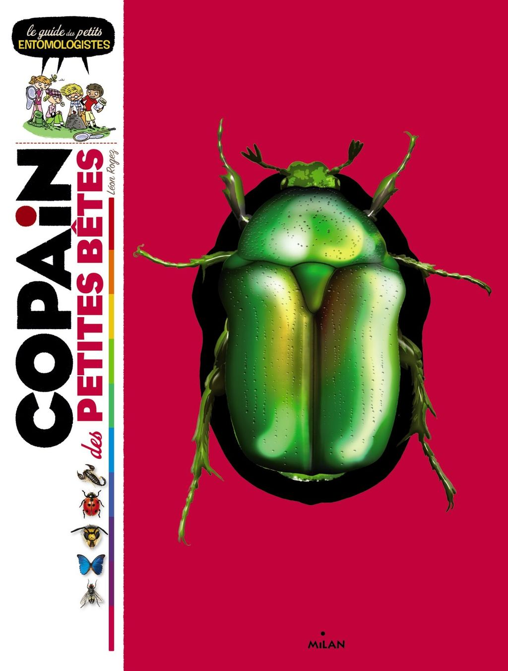 «Copain des petites bêtes NE» cover