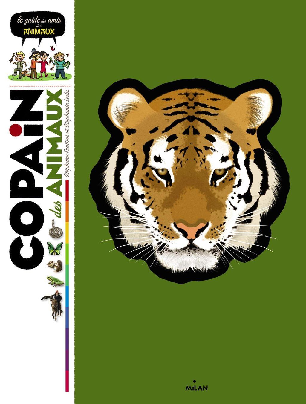 «Copain des animaux» cover
