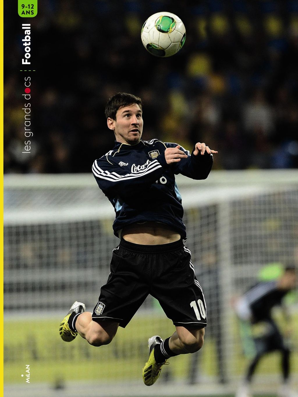 «Le foot» cover