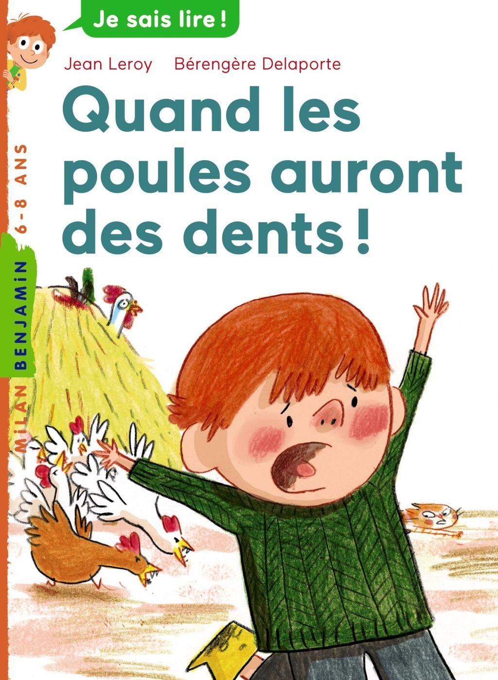 Couverture de «Quand les poules auront des dents»