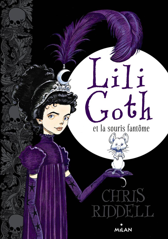 Couverture de «Lili Goth et la souris fantôme»