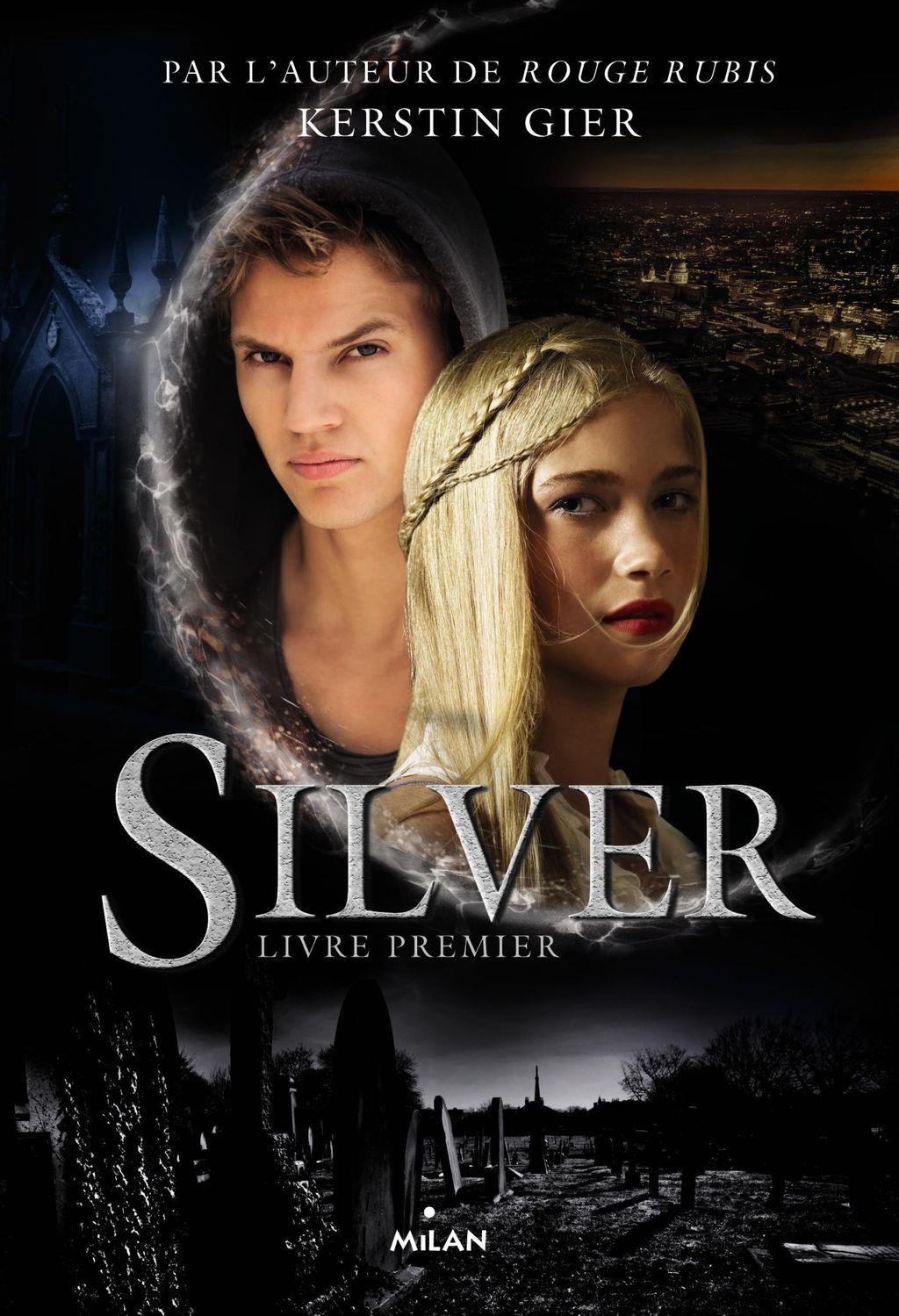 Couverture de «Silver livre premier»