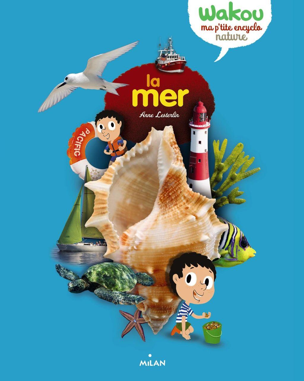 «La mer» cover