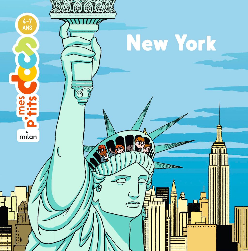 « New York » cover