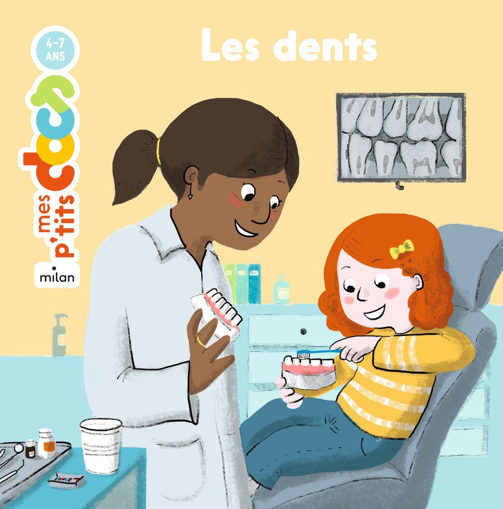 Couverture de «Les dents»