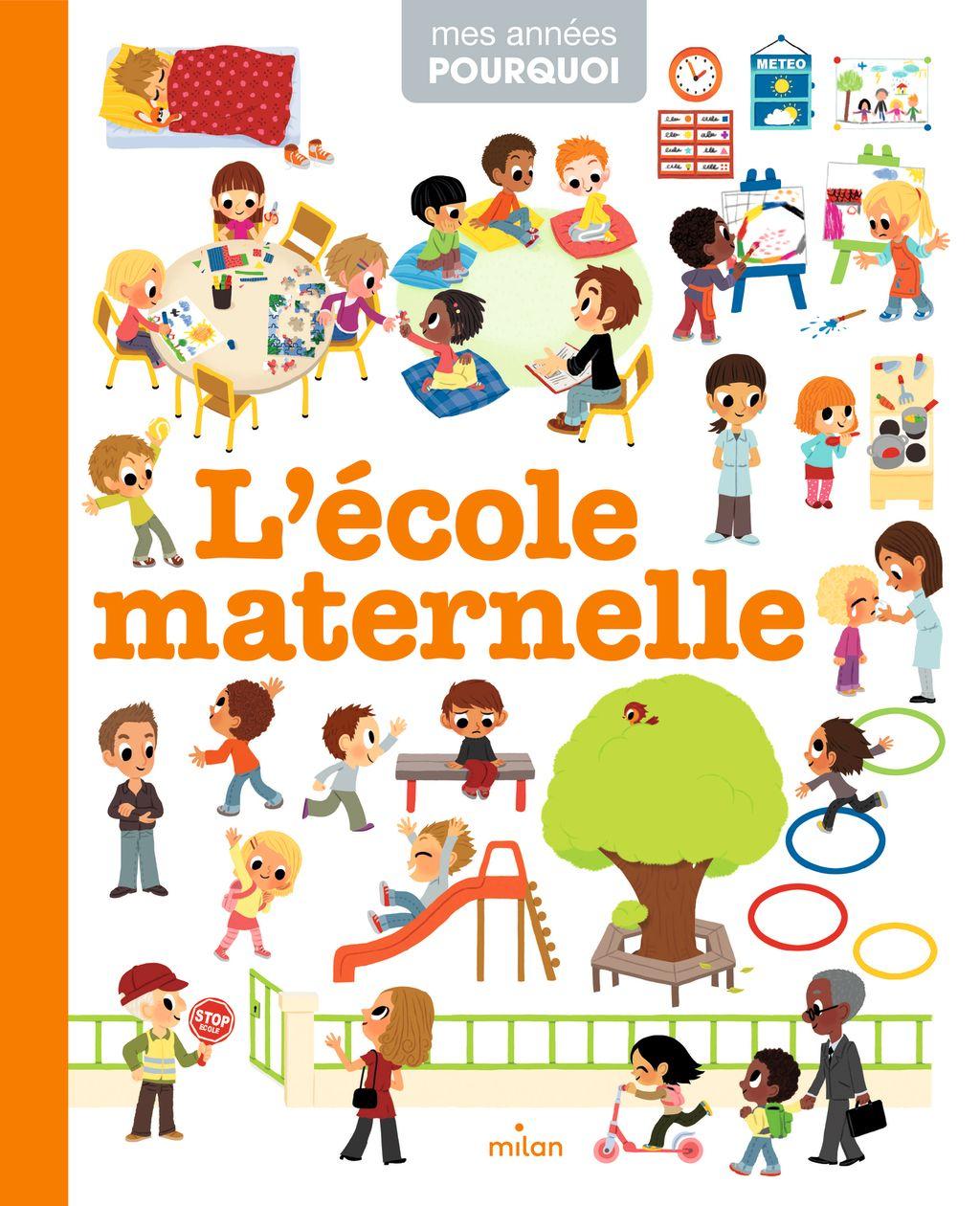 «L'école maternelle» cover