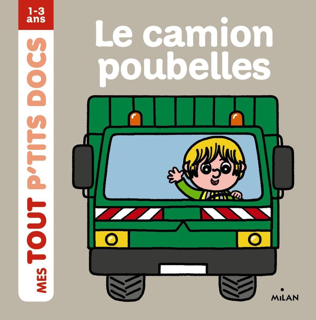«Le camion poubelles» cover