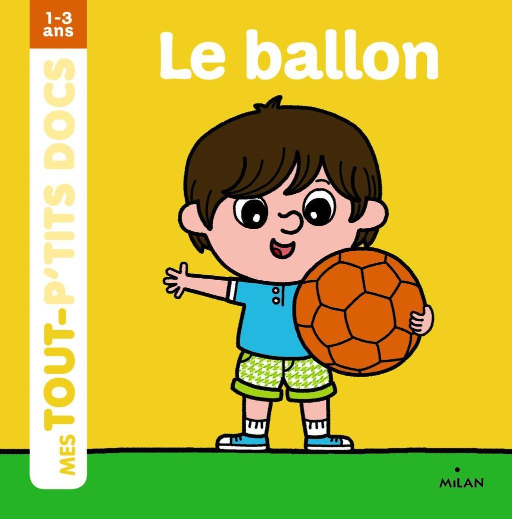 «Le ballon» cover
