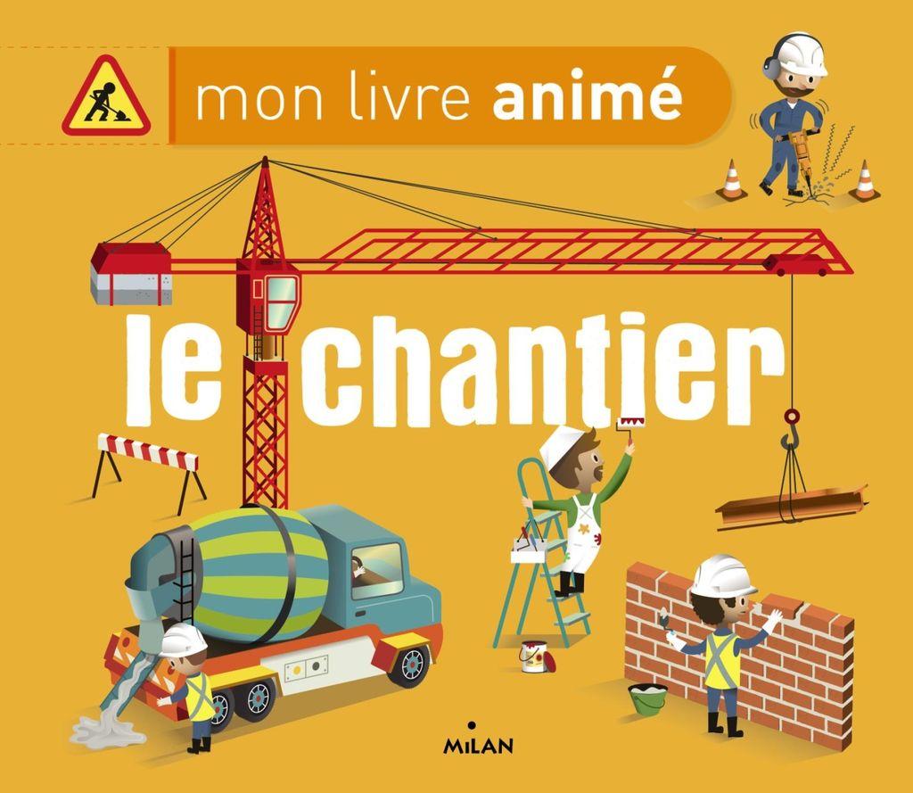 «Le chantier» cover