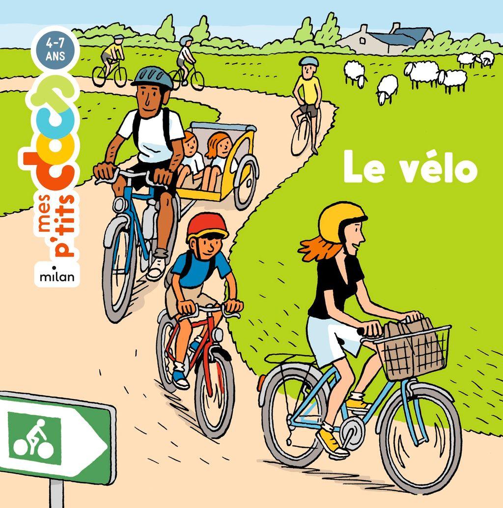 «Le vélo» cover