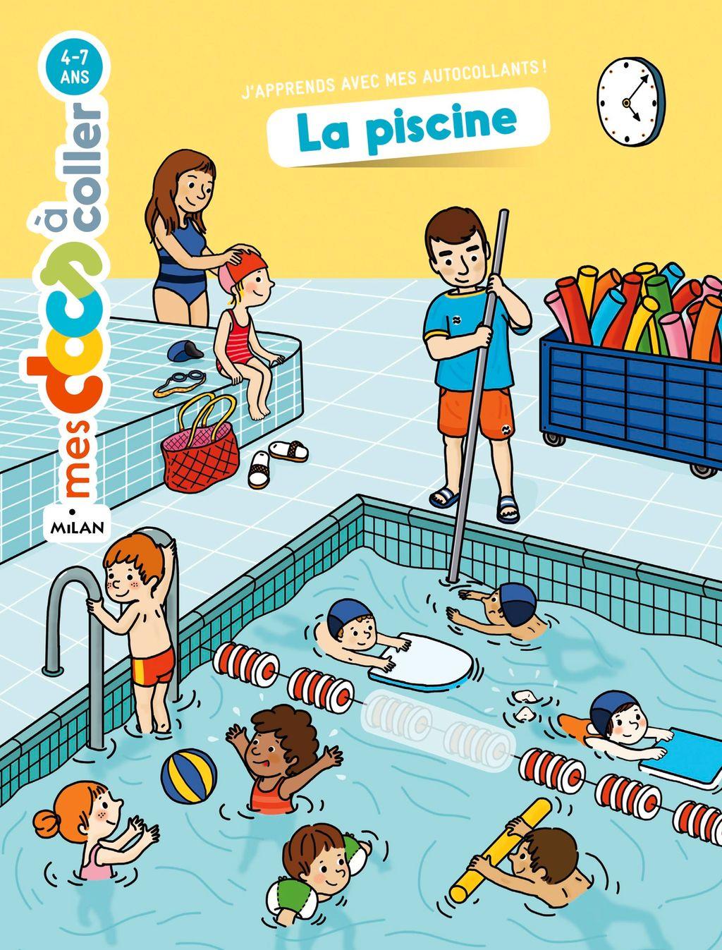 «La piscine» cover