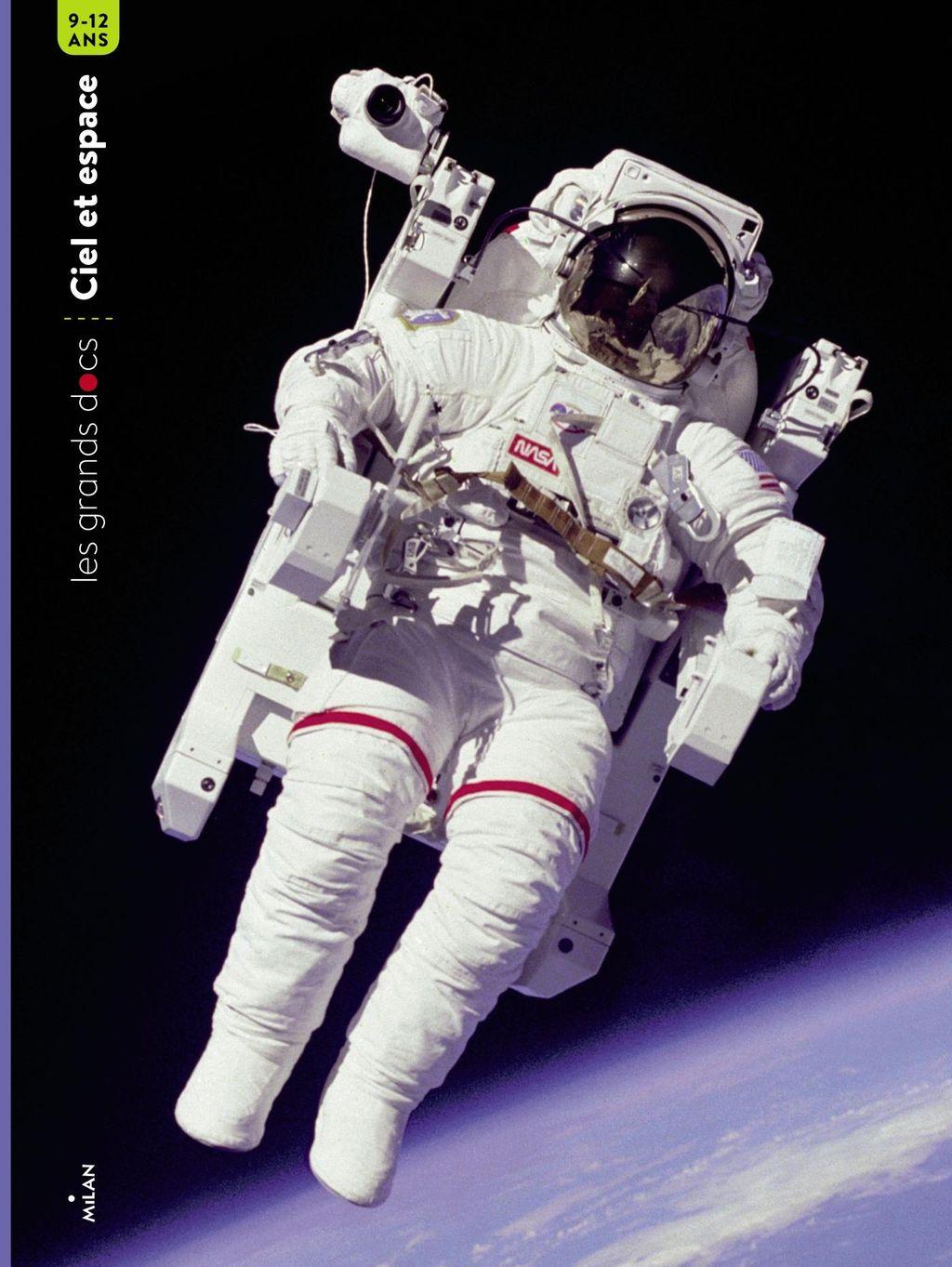 «Ciel et espace» cover